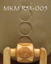 TEXTUR ROLLSTEMPEL  RM-005  L 3CM, <br><i>Preis pro Stück</i>